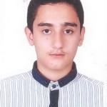 سعید حسینی نفر دوّم معدل ۱۵/۵۶